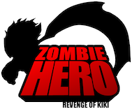 Zombie Hero Game Logo
